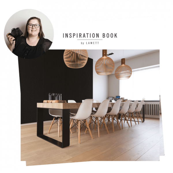 Lamett inspiration book